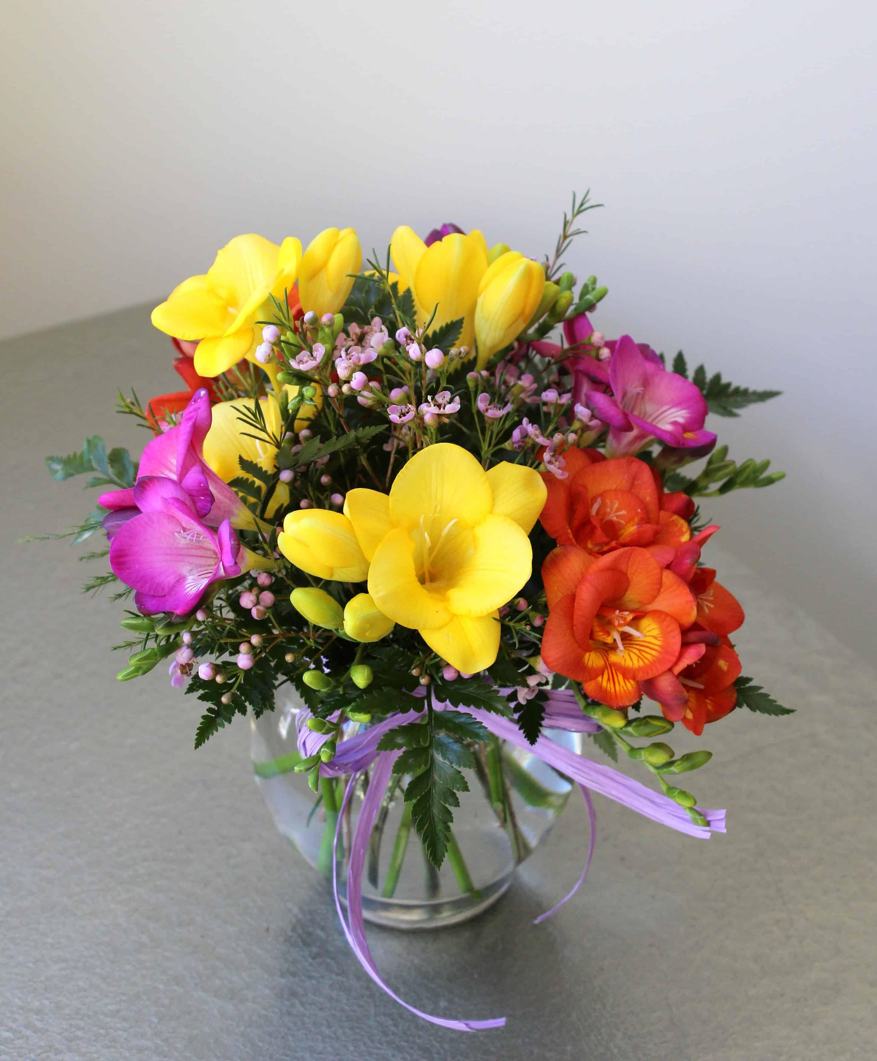 sweet fragrance bouquet