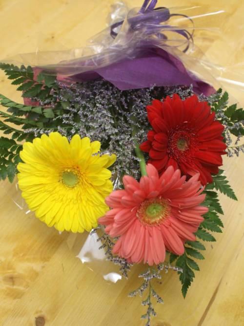applause presentation bouquet