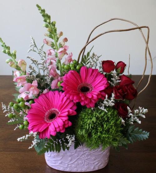 Serene Vine Bouquet