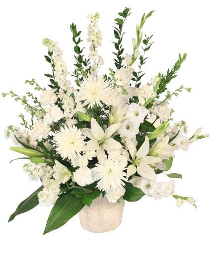 Graceful Devotion Bouquet