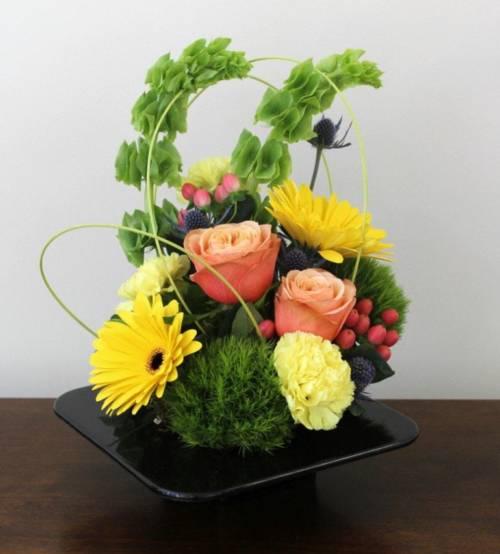 Coral Flourish Bouquet