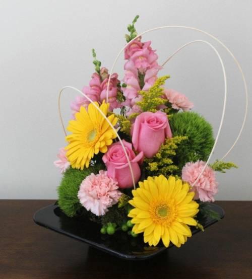 Rosy Enchantment Bouquet