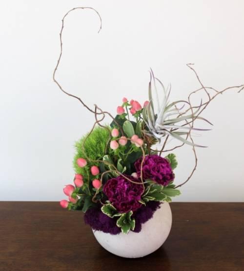 Lunar Twist Bouquet