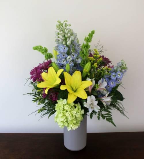 Serene Vista Bouquet